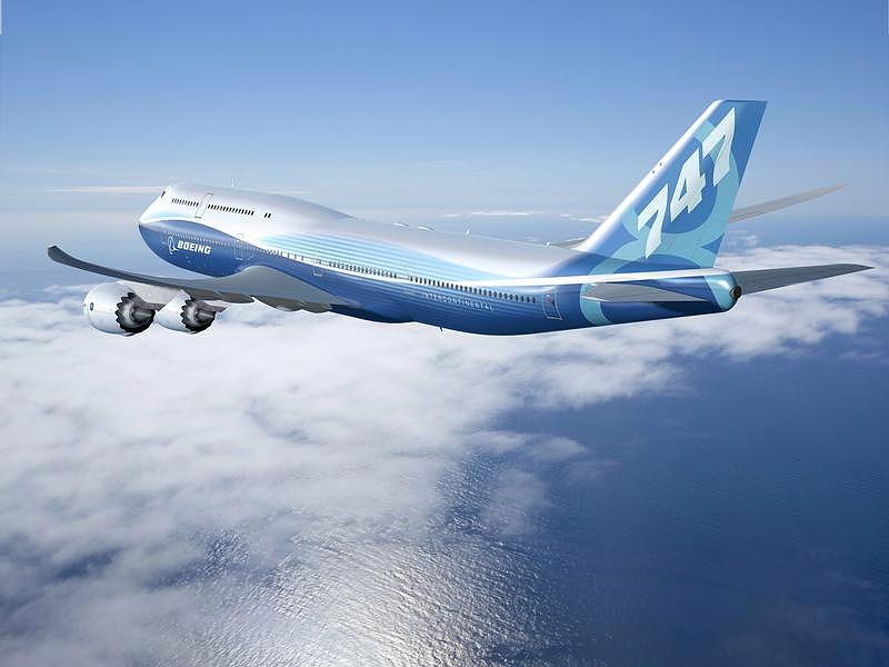 Boeing 747-400s: top airlines and routes in this decade