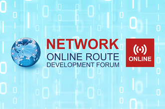 The world's first Online Route Development Forum NETWORK ONLINE will take place on August 25-26, 2020