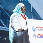 Her Excellency Mrs. Jainaba Bah