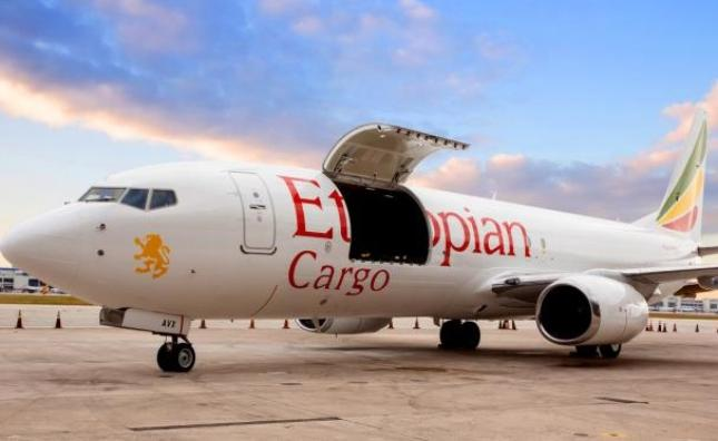 GECAS Delivers AEI's First-Ever 737-800 Converted Freighter to Ethiopian