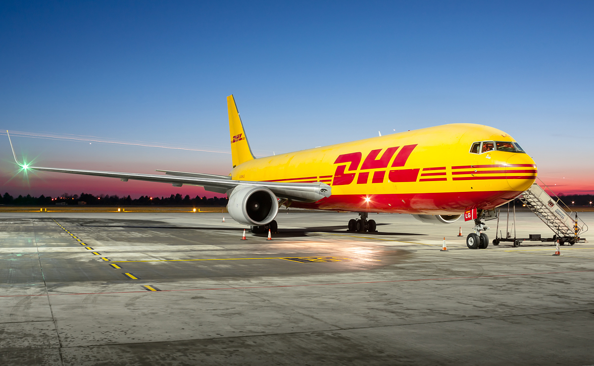 DHL the latest to report rapid airfreight revenue growth