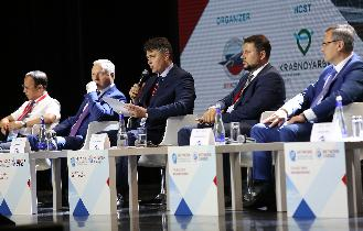 The dynamics and characteristics of the low-cost air transportation development in Eurasian region and in the world were discussed at the NETWORK Forum in Krasnoyarsk.